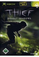 Thief: Deadly Shadows Cover