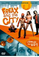 Freax and the City DVD-Cover