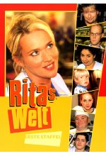 Ritas Welt - Staffel 1  [2 DVDs] DVD-Cover
