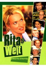 Ritas Welt - Staffel 2  [2 DVDs] DVD-Cover