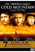 Unterwegs nach Cold Mountain DVD-Cover