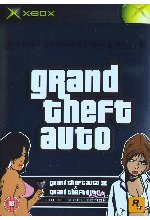 Grand Theft Auto Doublepack: GTA3-Vice City (EV) Cover