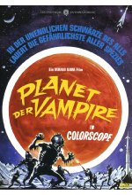 Planet der Vampire DVD-Cover