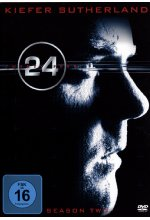 24 - Season 2/Box-Set  [7 DVDs] - M-Lock Box DVD-Cover