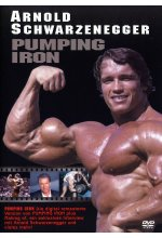 Pumping Iron DVD-Cover