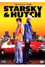 Starsky & Hutch - Season 1  [5 DVDs] DVD-Cover