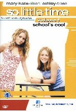 So Little Time Vol. 1 - School's Cool DVD-Cover