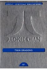 Jackie Chan - Twin Dragons  [LE] - Metallbox DVD-Cover