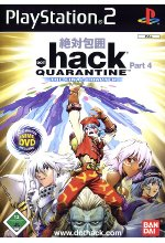 Hack Vol. 4 Quarantine - The Final Chapter Cover