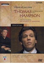 Thomas Hampson - Voices Of Our Time DVD-Cover