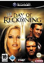 WWE - Day of Reckoning Cover