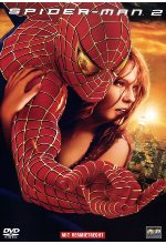 Spider-Man 2 DVD-Cover