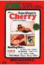 Russ Meyer - Megavixens DVD-Cover
