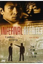 Infernal Affairs DVD-Cover