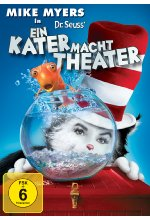 Ein Kater macht Theater DVD-Cover