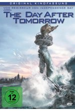 The Day After Tomorrow DVD-Cover