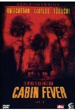Cabin Fever DVD-Cover