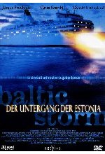 Baltic Storm - Der Untergang der Estonia DVD-Cover