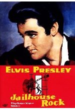Elvis Presley - Jailhouse Rock DVD-Cover