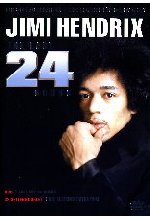 Jimi Hendrix - The last 24 hours DVD-Cover