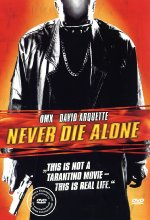 Never Die alone DVD-Cover