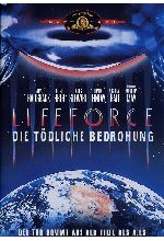 Lifeforce - Die tödliche Bedrohung DVD-Cover