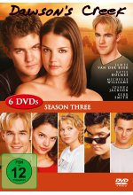Dawson's Creek - Season 3  [6 DVDs] DVD-Cover