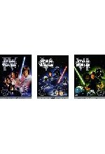 Star Wars Trilogy  [3 DVDs] DVD-Cover