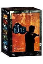The Blues - Box Set  [7 DVDs] DVD-Cover