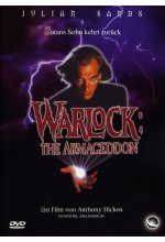 Warlock - The Armageddon DVD-Cover