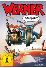 Werner 1 - Beinhart DVD-Cover