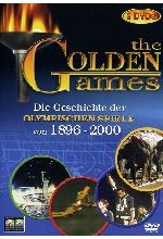 The Golden Games - Olympische Spiele  [2 DVDs] DVD-Cover