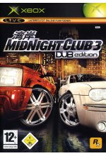 Midnight Club 3 - DUB Edition Cover