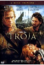 Troja  [2 DVDs] DVD-Cover