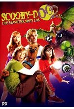 Scooby-Doo 2 - Die Monster sind los DVD-Cover