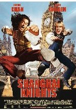 Shanghai Knights DVD-Cover