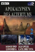 Apokalypsen des Altertums 2 DVD-Cover