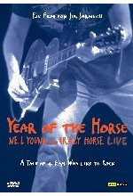 Year of the Horse  (OmU) DVD-Cover