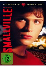 Smallville - Staffel 2  [6 DVDs] DVD-Cover