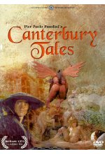 Canterbury Tales DVD-Cover
