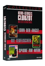 Henri-Georges Clouzot Collection  [3 DVDs] DVD-Cover