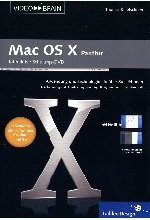 Mac OS X Panther - Interaktive Schulungs-DVD DVD-Cover
