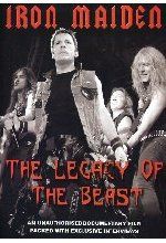 Iron Maiden - The Legacy Of The Beast DVD-Cover