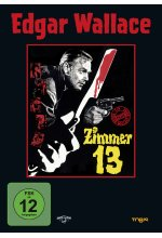 Zimmer 13 - Edgar Wallace DVD-Cover