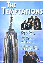 The Temptations DVD-Cover