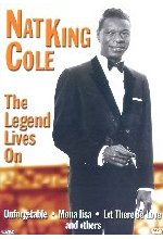 Nat King Cole - The Legend Live On DVD-Cover