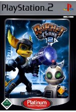 Ratchet & Clank 2 [PLA] Cover