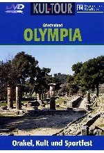 Griechenland - Olympia  - Kul-Tour DVD-Cover