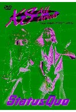 Status Quo - XS All Areas DVD-Cover