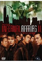 Infernal Affairs II DVD-Cover